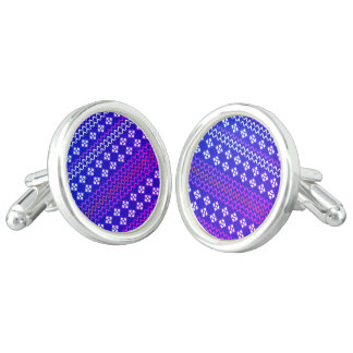 "Designers girly ""Earrings"" : Miami edition Cuff Links"