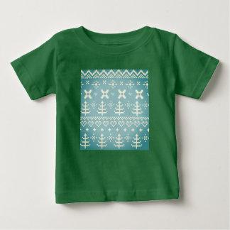 Designers kids Tshirt : green Folk