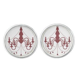 Designers ladies Vintage cufflinks silver