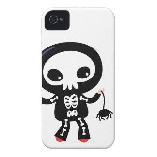 Designers little cute Halloween creatures iPhone 4 Case