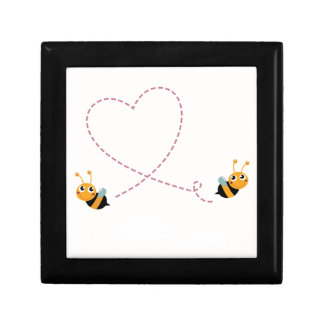 DESIGNERS t-shirt with Love bees Gift Box