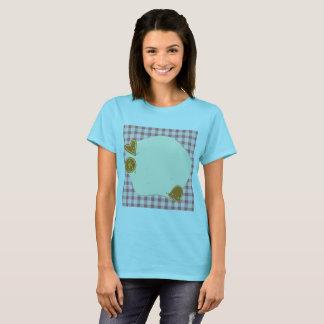 Designers tshirt blue : Baking