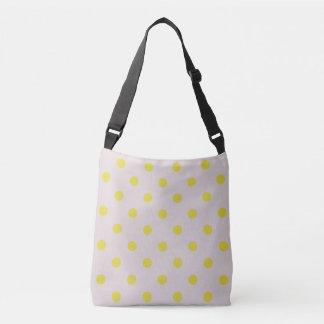 Designers vintage bag with Dots