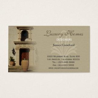 designerscard1, Luxury Homes, DESIGNERS, 3333 W... Business Card