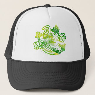 designhokusai_6 trucker hat