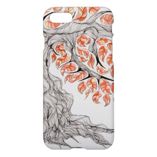 "Design's By Laura iPhone 7 case ""Autumn"""
