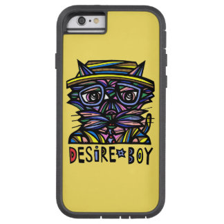 """""""Desire Boy"""" Tough Xtreme Phone Case"""