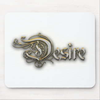 Desire Mouse Pad