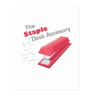 Desk Accesory Postcard