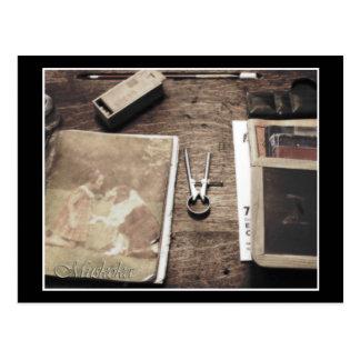 Desk Postcard