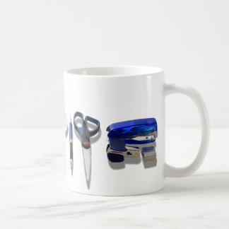 DeskSet050609Shadows Coffee Mug