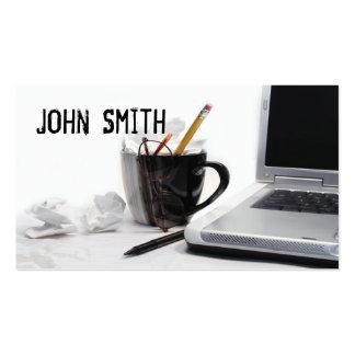 Desktop Business Card