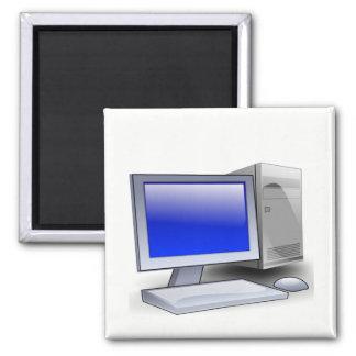 Desktop Computer Magnet