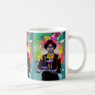 Desmond by Michael Moffa Basic White Mug