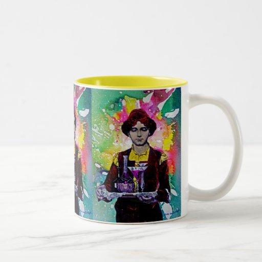 Desmond by Michael Moffa Coffee Mugs