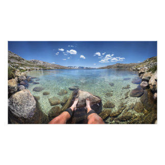 Desolation Lake - Sierra Photo Print