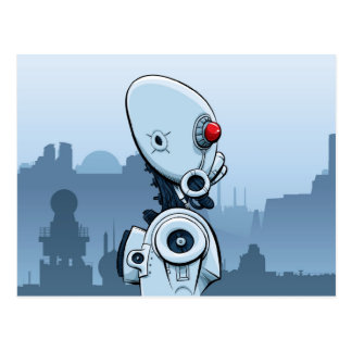 Desolation Robot Postcard