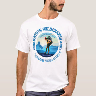 Desolation Wilderness (Hiker 4) T-Shirt