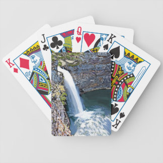 DESOTA FALLS BICYCLE PLAYING CARDS