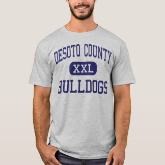 DeSoto County - Bulldogs - High - Arcadia Florida T-Shirt