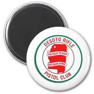 DeSoto Rifle & Pistol Club Magnet