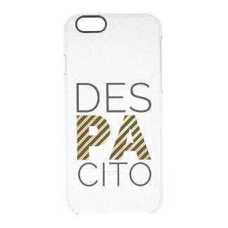 Despacito Clear iPhone 6/6S Case