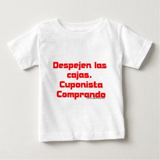 Despejen las cajas t-shirt