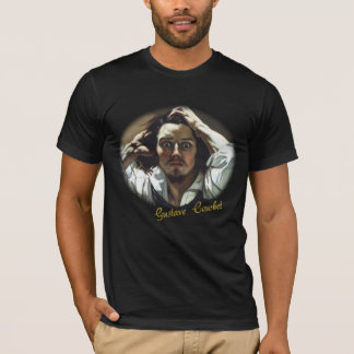 Desperate Man by Gustave Courbet T-Shirt