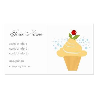 Dessert Business Card Templates
