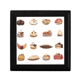 Dessert Fancies Small Square Gift Box