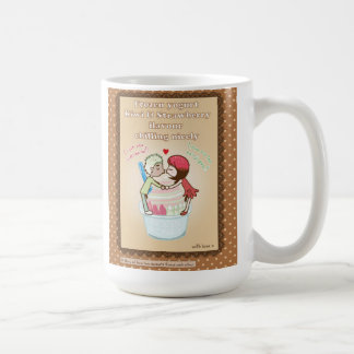 dessert lovers coffee mug