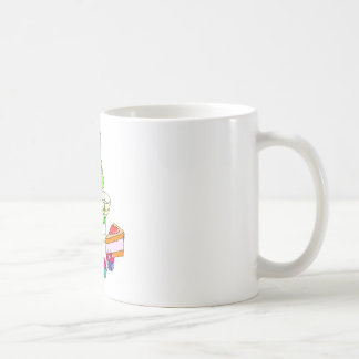Desserts Basic White Mug