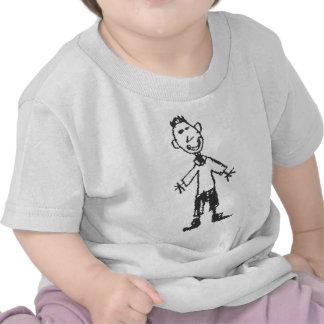 Dessin d enfant 3 - t-shirts