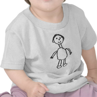Dessin d enfant - t-shirt
