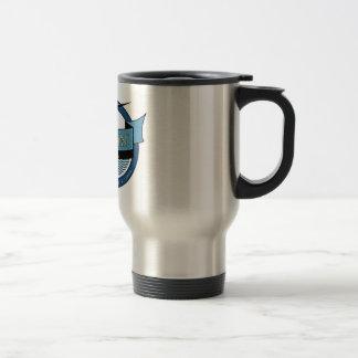 Destin Fishing travel mug - Coffee Cup