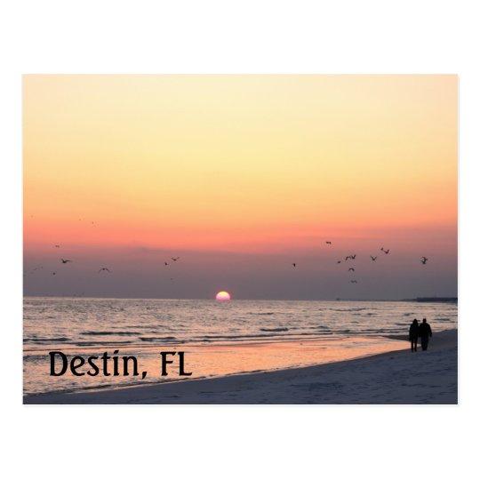 Destin, FL Postcard