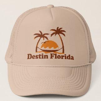 Destin Florida. Trucker Hat