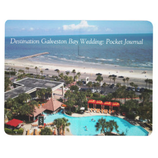 Destination Galveston Bay Wedding: Pocket Journal