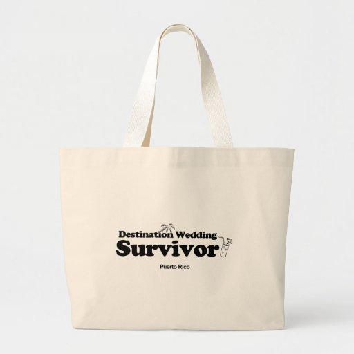 destination-wedding-survivor_mug_shots tote bag
