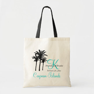 Destination Wedding Tote Bags Caribbean