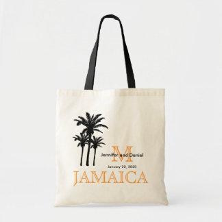 Destination Wedding Tote Bags Jamaica