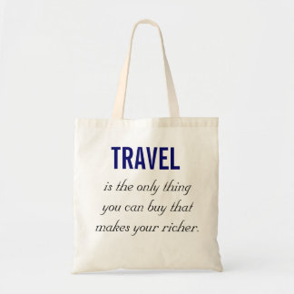 Destination Wedding Travel Thank You Tote Budget Tote Bag