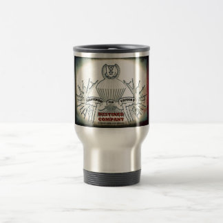 Destined for Victory Gear Stainless Steel Travel Mug
