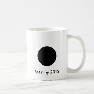 *destiny 2012 BlackcSqCircleTrans-3 Coffee Mugs