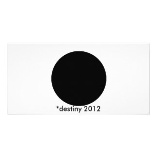 *destiny 2012 BlackcSqCircleTrans-3 Photo Card Template