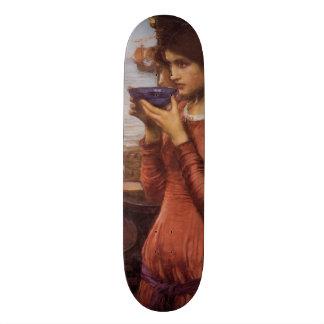 Destiny by John William Waterhouse Skate Boards