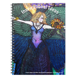 Destiny Fairy Angel Notebook