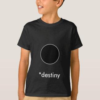 *destiny jGibney Black White cSq Circle The MUSEUM T-Shirt