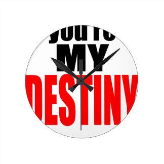 destiny lover girl boy romance couple marriage mar round clock