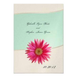 Destiny Pink Gerbera Card